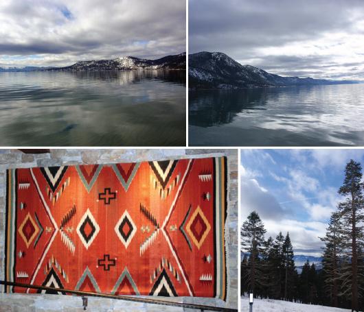 More Lake Tahoe and Wall art from Hyatt Tahoe