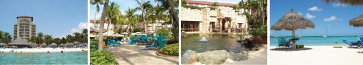 The Hyatt in Aruba