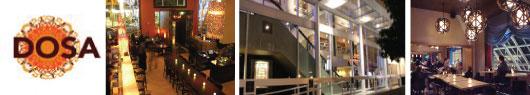 Left: Dosa   /  Right: Kabuki Theater