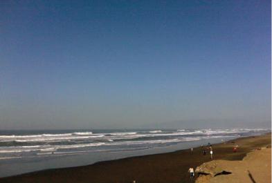 Ocean Beach, SF