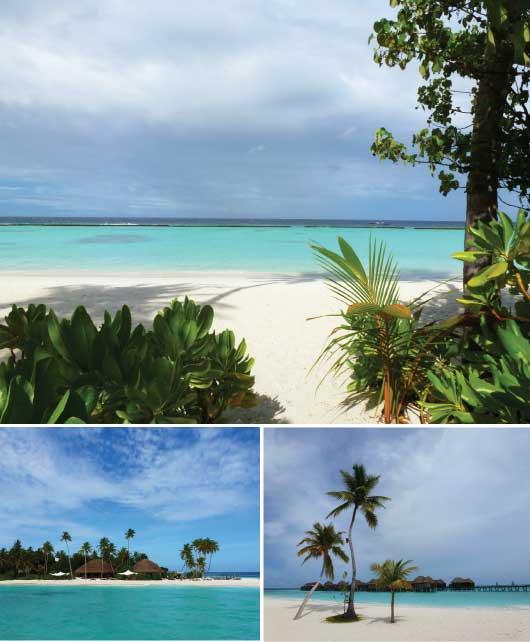 Alifu Alifu Atoll, Halaveli Resort, Maldives