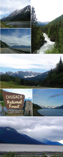 The Drive to Seward