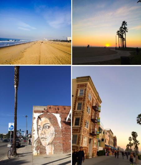 A Tranquil Venice Beach?
