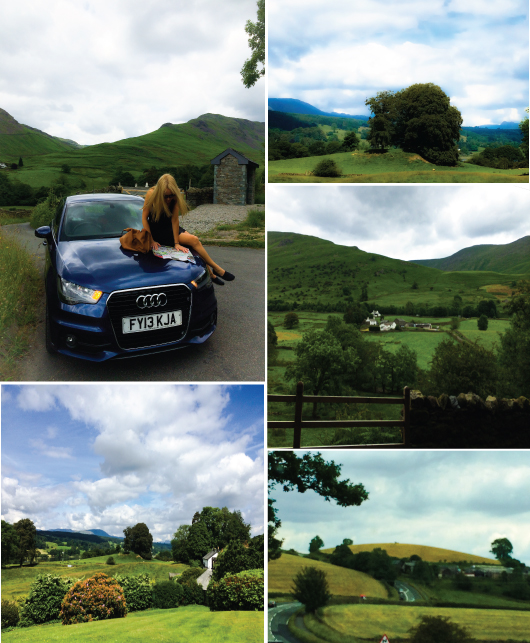 Lost in the Lake District